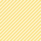 Yellow Diagonal Stripes
