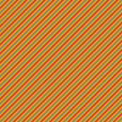 Spiced Diagonal Stripe