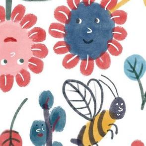Ants & flowers