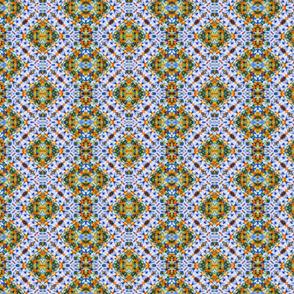 Italian Diamond Tiles