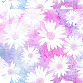 DaisyWatercolor