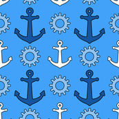 Nautical (2) by David Rose Designs