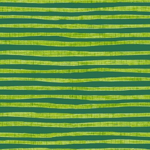 Boy Wonder - Coordinate - Colored Pencil Hand-drawn Lines - Chartreuse on Teal