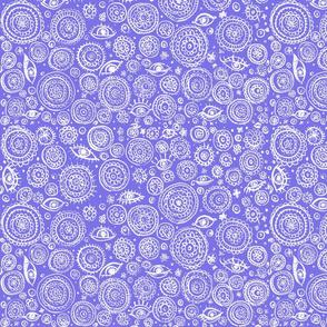 EyeFlowers purple