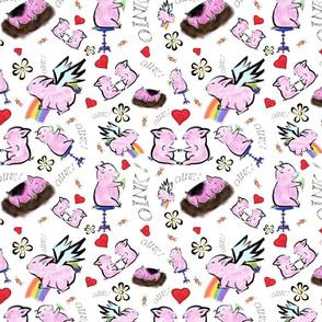 Love, Pigs