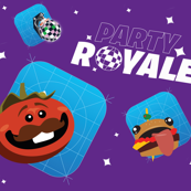 PARTY ROYALE 2019