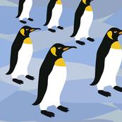King Penguins of Antarctica