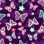 Butterfly, Butterfly (Purple)