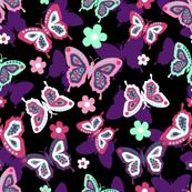 Butterfly, Butterfly (Black)
