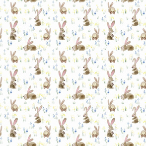 Hop little bunnies (small)