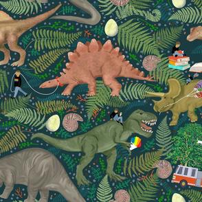 KINDNESS & WONDER Paleontology Pals
