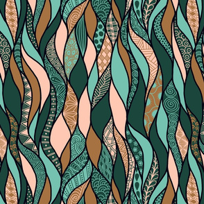 Doodle Waves
