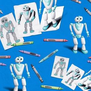 Robots Come to Life