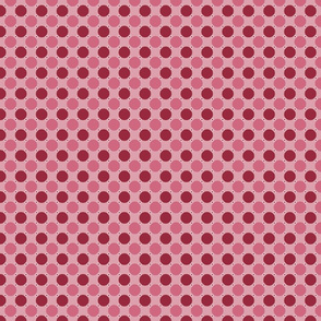 Civil War Reproduction Fabric - Pink