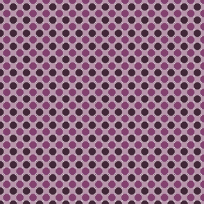Civil War Reproduction Fabric - Purple