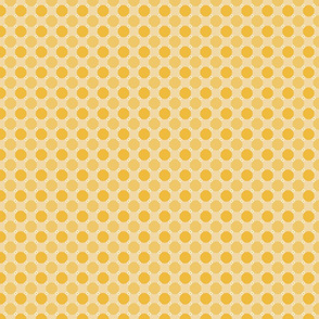 Civil War Reproduction Fabric - Yellow