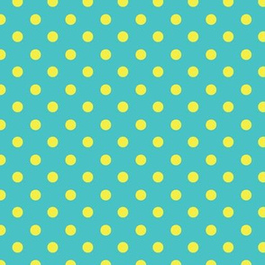 Summer Polka Dot