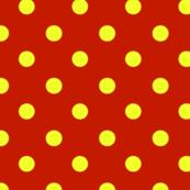 Summer Polka Dot