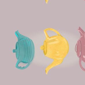 Bauer Teapots