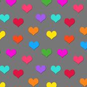 I Heart Colours!  Grey