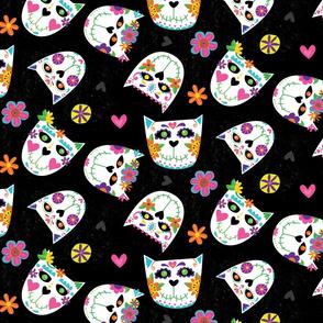 Meow De Los Muertos