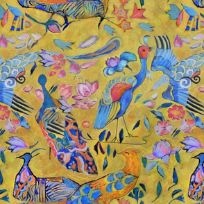 bird-oiseaux-peacock