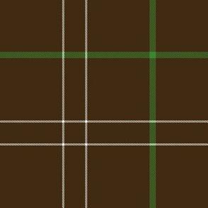 "Pasteur tartan from 1836, 6"" modern"