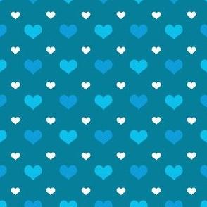 Ocean Hearts Otter coordinate