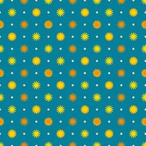 Starflower seahorse coordinate