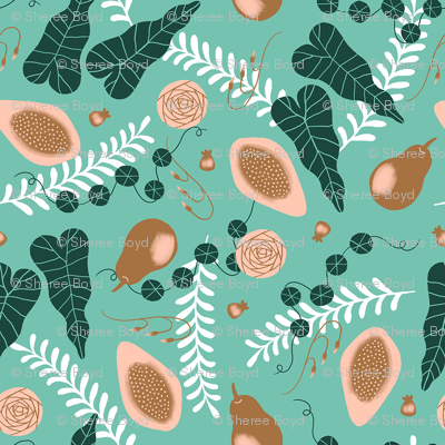 Pears and Plants