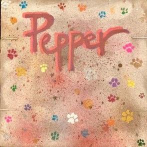 Pepper Dog