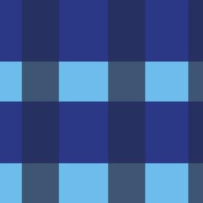all stars blue