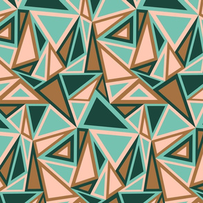Cubist Triangles
