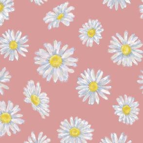 Daisy on Rose