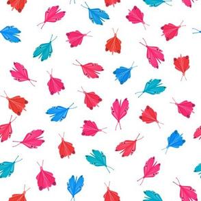 Toledo butterflies white