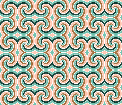 08970785 : spiral 8 2x : spoonflower0505 fabric by sef on Spoonflower - custom fabric