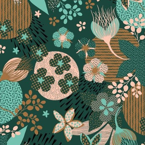 Forest Floral