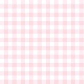 "6"" Pink Gingham"