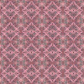 WebWeave ~ Pink&Gray