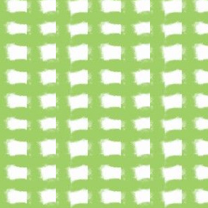 Grass Green Gingham
