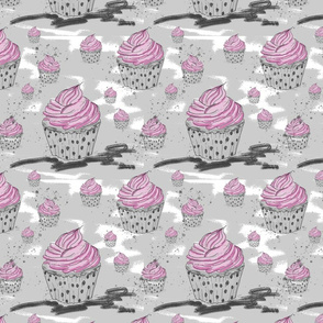 Cupcakes a la France