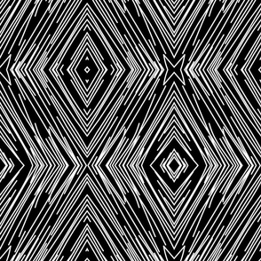 Ebony Diamonds- Black