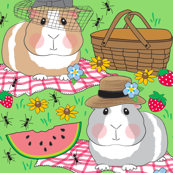 guinea-pigs-on-a-picnic