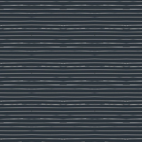 Bone stripes on Navy Blue (lighter)