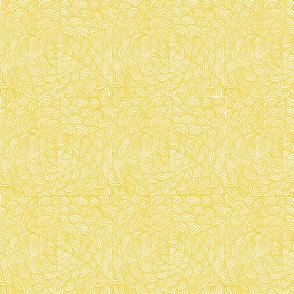 Yellow Rosette