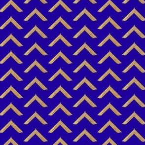 "Med. 1"" Worshipful Master Jewel Masonic Gold Blue"