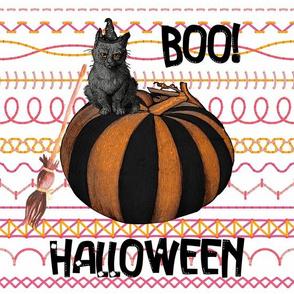 Halloween Embroidery
