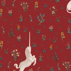 Medieval tapestries