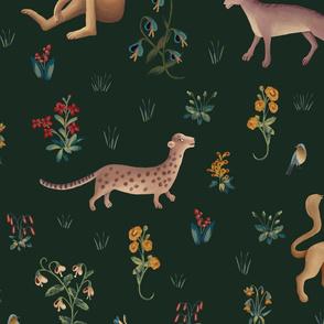 Fauna pattern