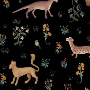 Fauna black